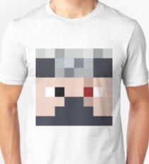 Ethoslab Minecraft skin - Etho face T-Shirt
