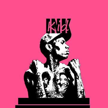 Kid Ink Style 2 (iPhone Case) by blontz15