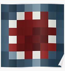 iBallisticSquid Minecraft skin Poster