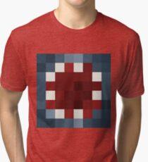 iBallisticSquid Minecraft skin Tri-blend T-Shirt