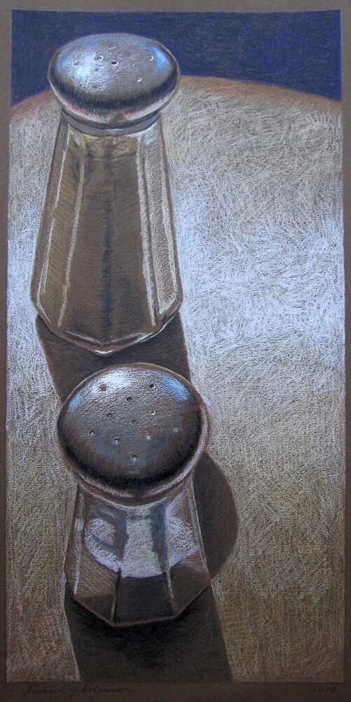 """Salt & Pepper"" by Richard Robinson"