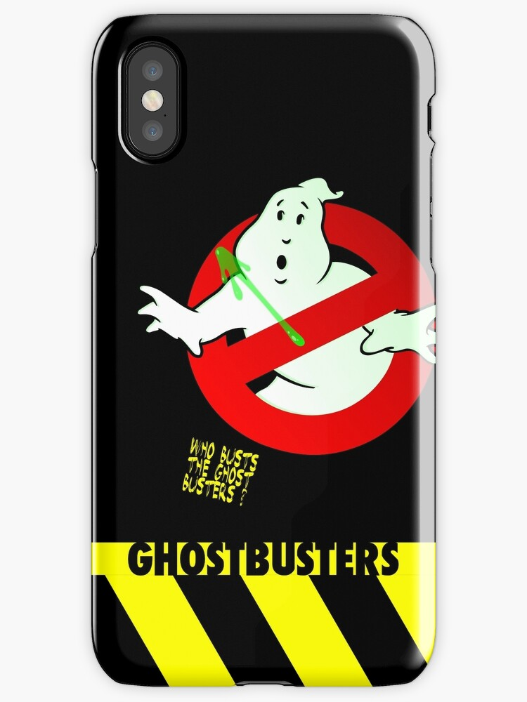 Who Busts The Ghost Busters? (black) v3 by btnkdrms