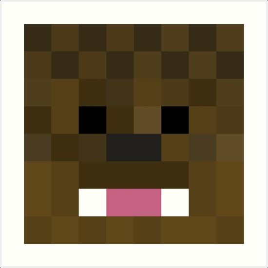 """JeromeASF Minecraft skin"" Art Prints by youtubedesign ... Jeromeasf Skin Planet Minecraft"