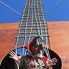 Inside Guitar by jollykangaroo