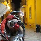 Jester in Cyprus by jollykangaroo