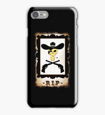 Dead Luke VRS2 iPhone Case/Skin