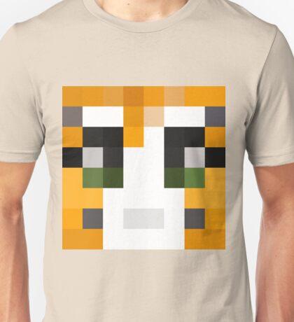 Stampy Minecraft skin Unisex T-Shirt