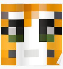 Stampy Minecraft Haut Poster