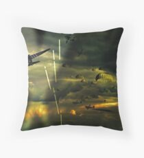 Day of Days Throw Pillow