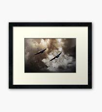 3 Squadron Framed Print