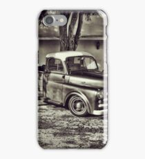 Old Timey Truck Zoomer iPhone Case/Skin