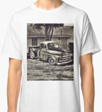 Old Timey Truck Zoomer Classic T-Shirt