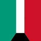 Kuwait Flag by pjwuebker