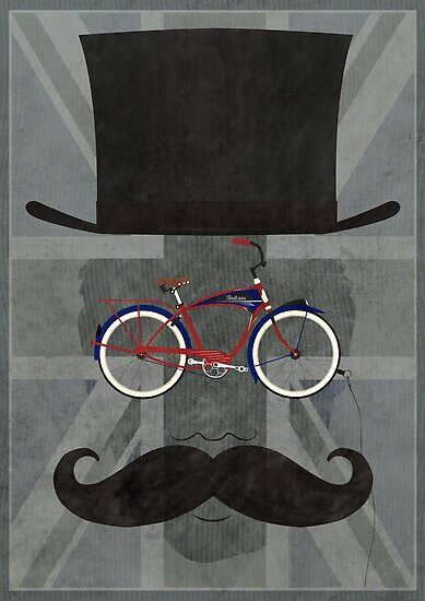 Bicycle Head by Andy Scullion
