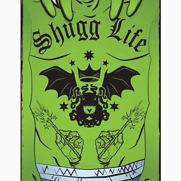 The Vale - Shugg Life by Kuzimu