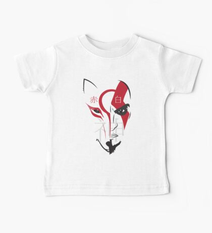 Gods in Red and White Kids Clothes
