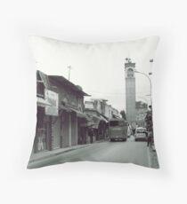 Büyük saat,Adana Throw Pillow