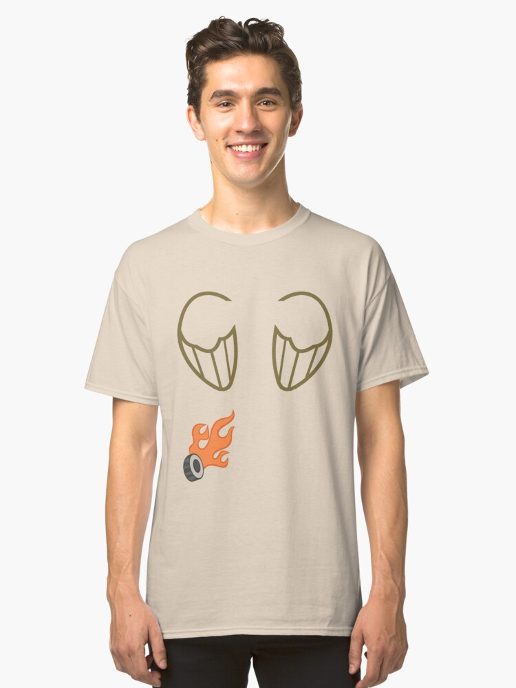 Wildfire Wings Classic T-Shirt Front