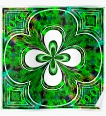 The Magical Shamrock Poster