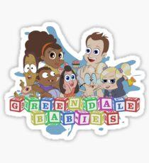 Greendale Babies Sticker