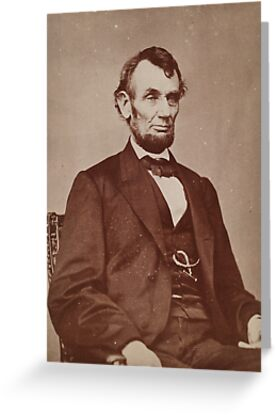 Brady photograph of Abraham Lincoln by MotionAge Media
