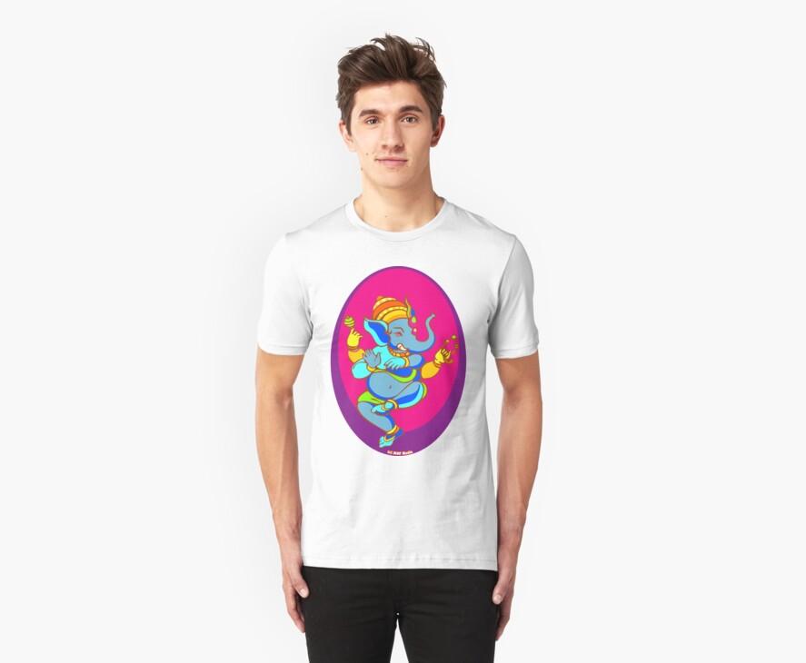Ganesh T-Shirt by mindofpeace