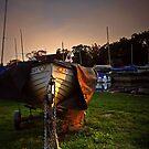 Norfolk Boat by mpstone