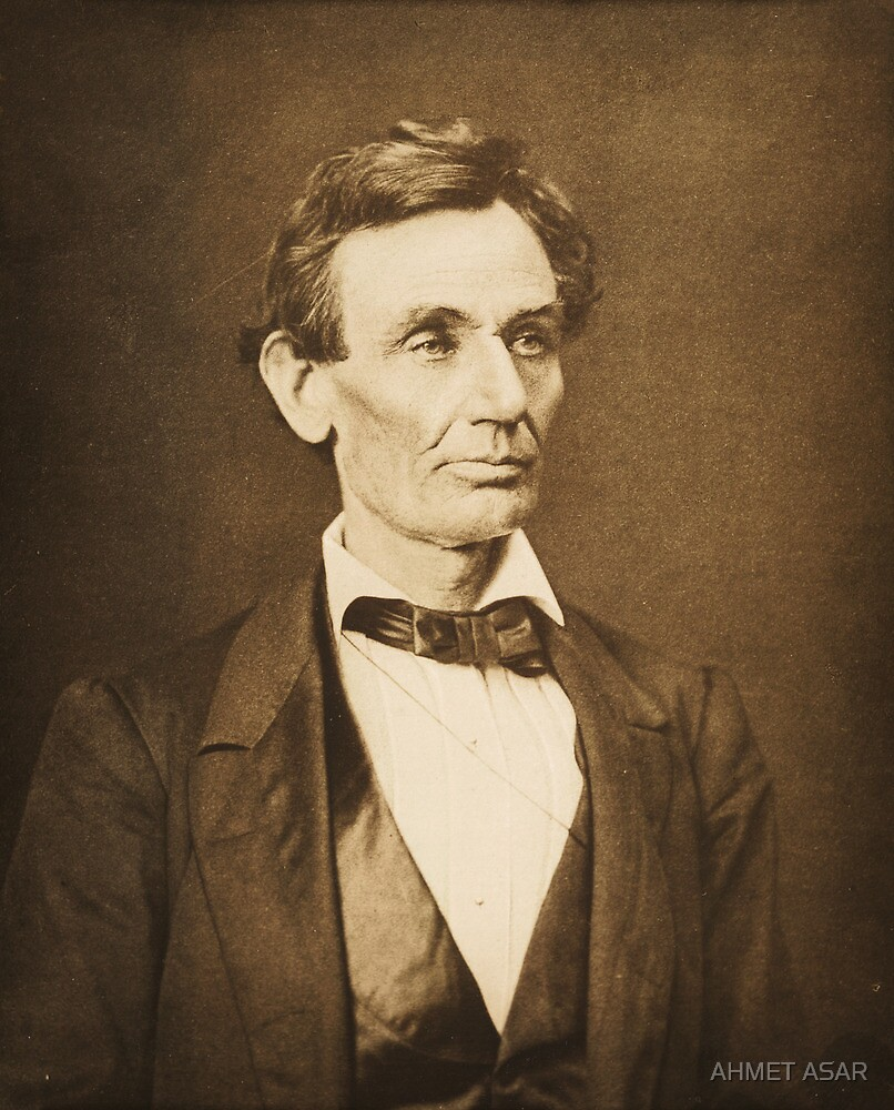 Hesler photograph of Lincoln by MotionAge Media