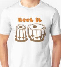 Tabla Drum Beat It T-Shirt Unisex T-Shirt
