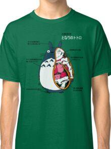 Anatomy of a neighbor Classic T-Shirt
