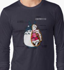 Anatomy of a neighbor Long Sleeve T-Shirt