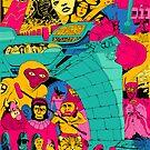 The Cosmic Sewers by Dan Meth