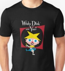 Winky Dink and You! Unisex T-Shirt