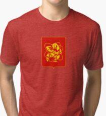 Soviet Nuclear Program  Tri-blend T-Shirt