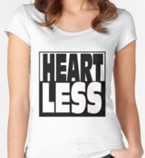 HeartLess Women's Fitted Scoop T-Shirt