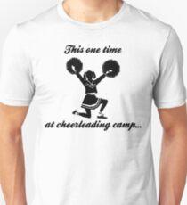 Cheerleading Camp Unisex T-Shirt