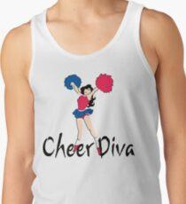 Cheer Diva Tank Top