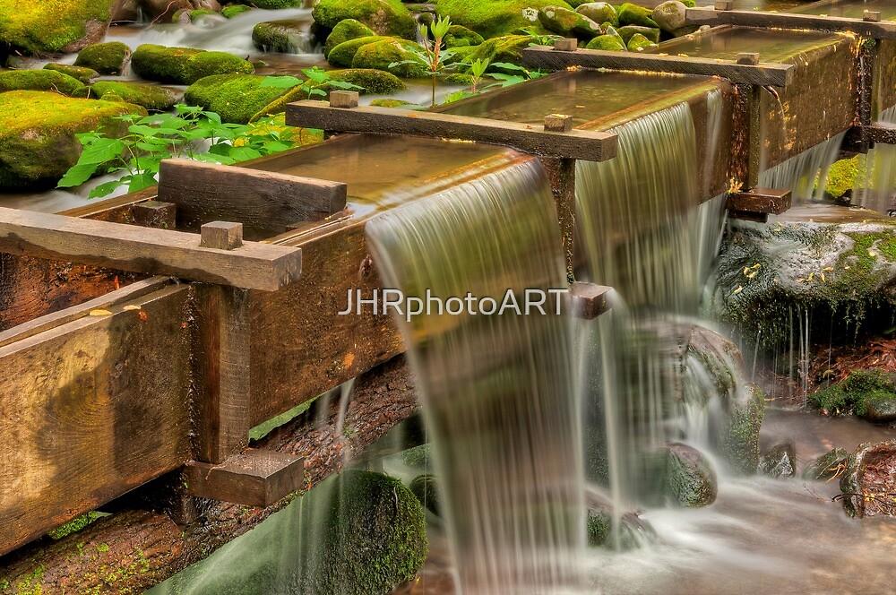 Roaring Fork - Tub Mill  by JHRphotoART