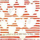 stripy hearts by BellaBark