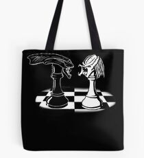 Stalemate Tote Bag
