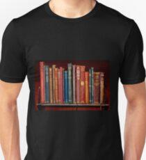 Mini library ~ of Classic books Unisex T-Shirt