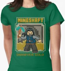 Mineshaft Womens Fitted T-Shirt