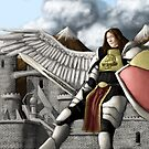 Archangel by Redustheriotact