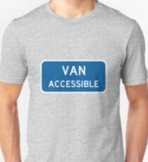 Van Accessible Unisex T-Shirt