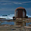 Newcastle Ocean Baths, The Pumphouse by bazcelt