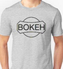 BOKEH logo dark iteration Unisex T-Shirt