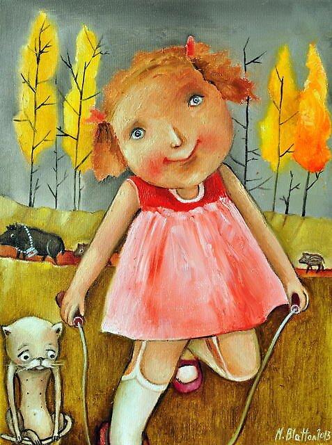 Beatrice by Monica Blatton