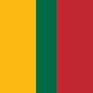 Lithuania Flag by pjwuebker
