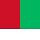 Madagascar Flag by pjwuebker