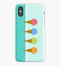 Ice creams iPhone Case/Skin
